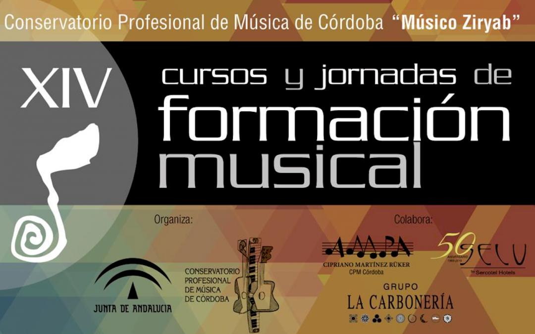 XIV Cursos y Jornadas de Formación Musical