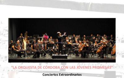 La Orquesta de Córdoba con las Jóvenes Promesas
