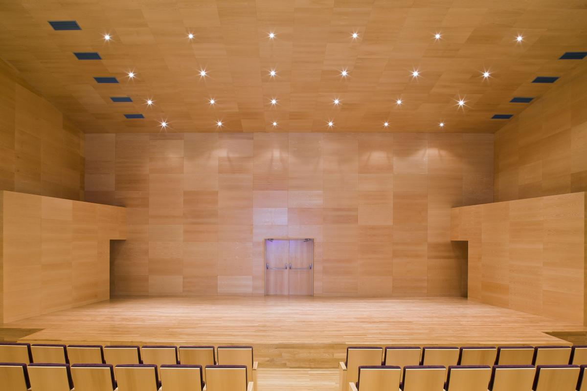 Escenario Auditorio