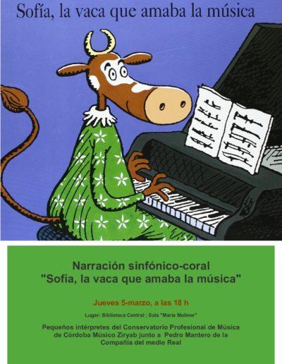 NARRACIÓN SINFÓNICO/CORAL